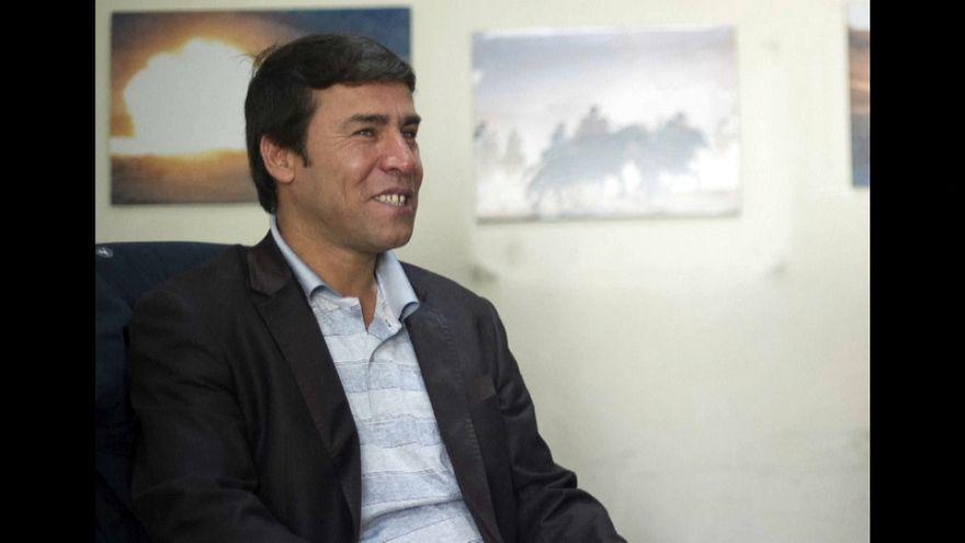 El fotógrafo de AFP Shah Marai, fallecido en el doble atentado de Kabul