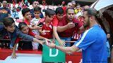 Trabzonspor: 'Resmi Yiyeceğimiz Finduk'
