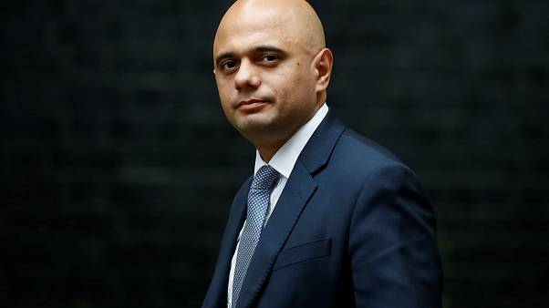 UK gets new interior minister