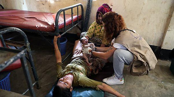 Οι «Εθελοντές Γιατροί – Κύπρου» βοηθούν τους Ροχίνγκια – Εικόνες και βίντεο από την αποστολή