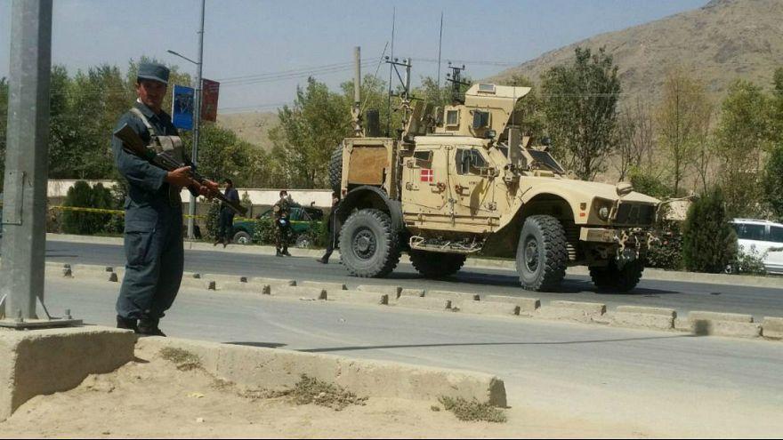 یازده دانش آموز قربانی سومین حمله انتحاری در افغانستان