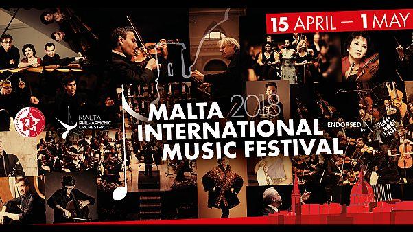 Watch: Clarinet concert closes Malta International Music Festival