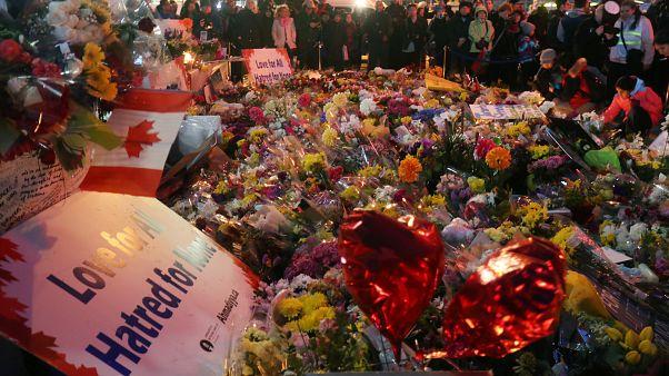 Торонто: акция памяти и скорби