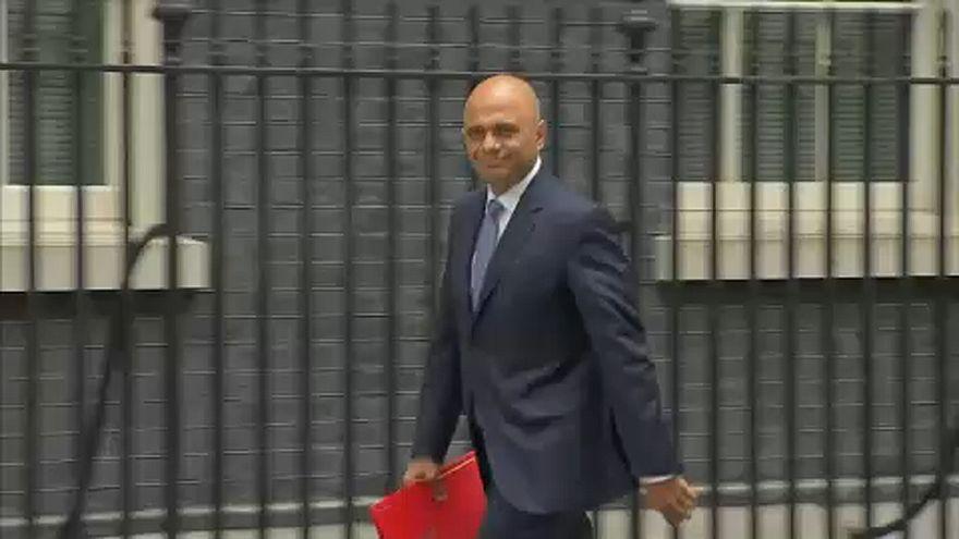 Megvan az új brit belügyminiszter