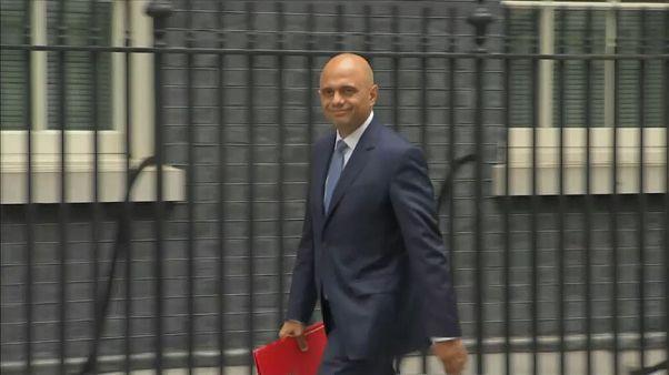 Sajid Javid, nuevo ministro de Interior del Reino Unido