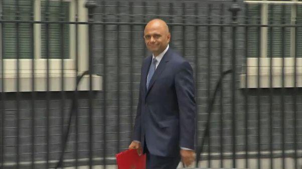 Javid é o novo ministro do Interior britânico