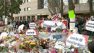 Toronto: Tausende gedenken der Opfer der Amokfahrt