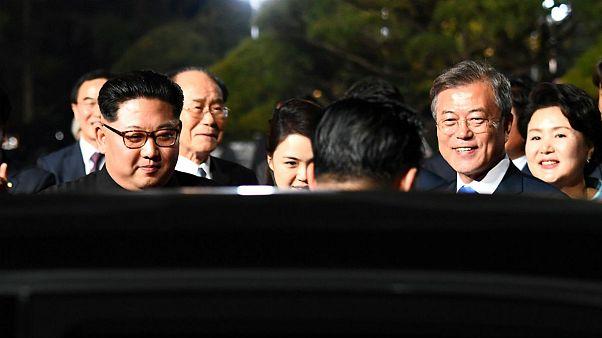 رئیس جمهوری کره جنوبی ترامپ را شایسته دریافت صلح نوبل دانست