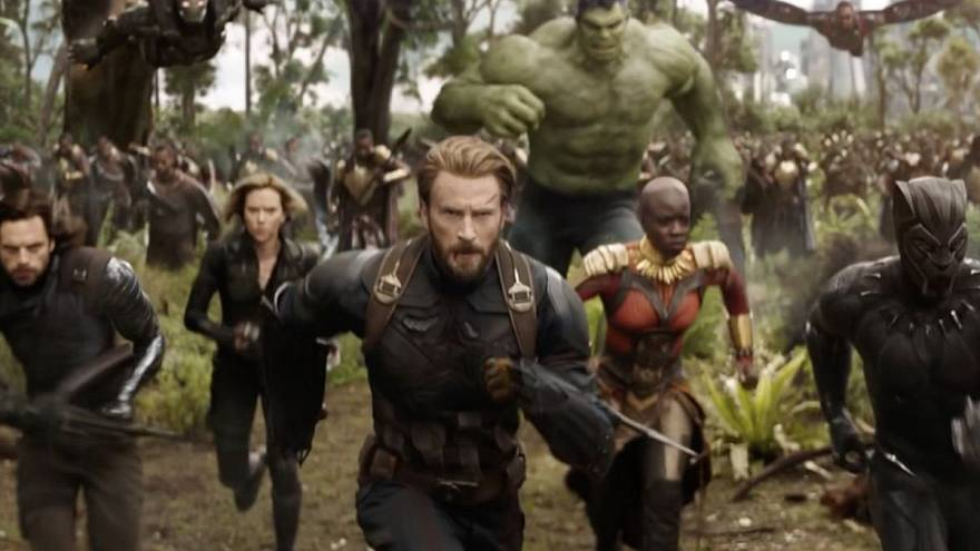 Avengers: Infinity War breaks worldwide box office record