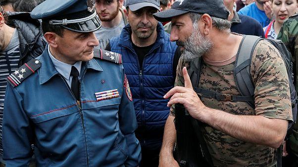 Αρμενία: Αποκλειστική συνέντευξη του Νικόλ Πασινιάν στο Euronews