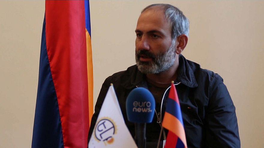 Nikol Pashinyan quer eleições livres na Arménia