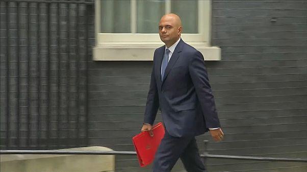 İngiltere: Yeni İçişleri Bakanı Sajid Javid oldu