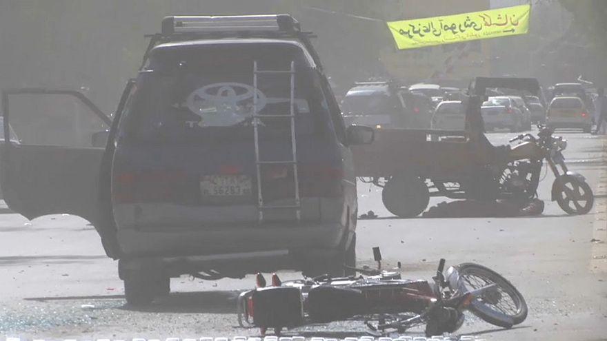 Anschläge in Afghanistan