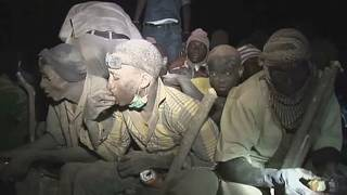 'They beat you everyday' - the migrants turning back from Libya