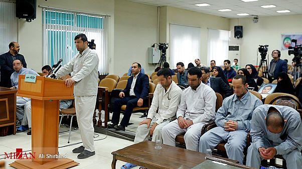 سومین جلسه رسیدگی به اتهامات عوامل حملات تهران