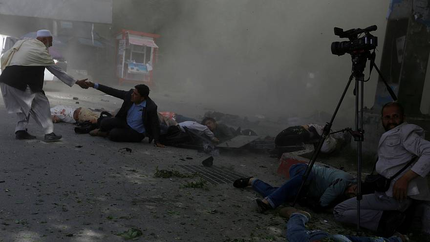 Afganistan'daki bombalı saldırıda ölü sayısı 25'e yükseldi