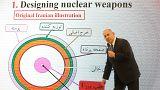 نتانياهو: إيران كذبت بشأن برنامجها لتطوير الأسلحة النووية
