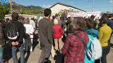 Migranti: parte la marcia Ventimiglia - Calais