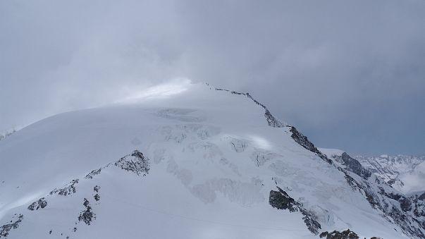 Quattro escursionisti morti di freddo sulle Alpi Svizzere