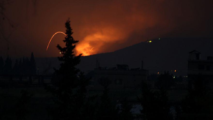 Syrie : Isräel pointé du doigt après la mort de combattants iraniens