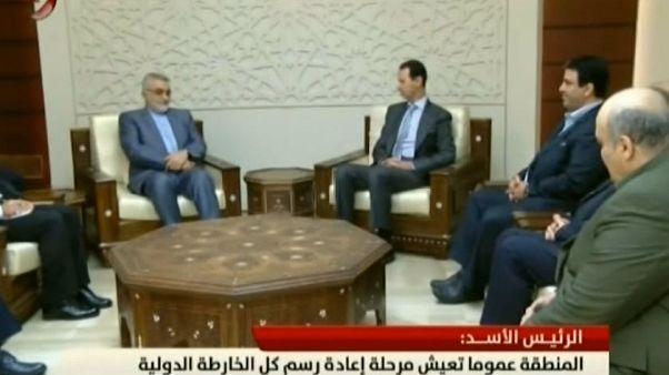 """Assad: """"Progetto USA sulla Siria è fallito"""""""