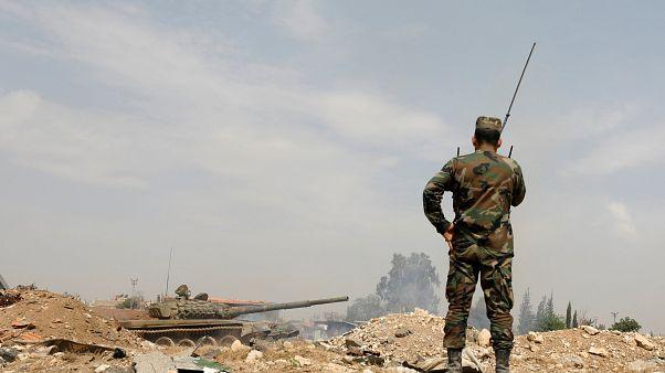 "Syrien: ""Eskalation der Angriffe"""
