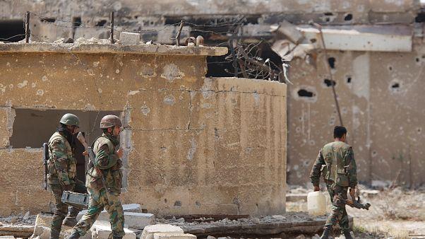 To Iσραήλ «βλέπει» η Δαμασκός πίσω από τις επιθέσεις