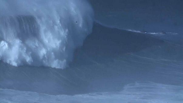 Brezilyalı sörfçünün rekoru tescil edildi