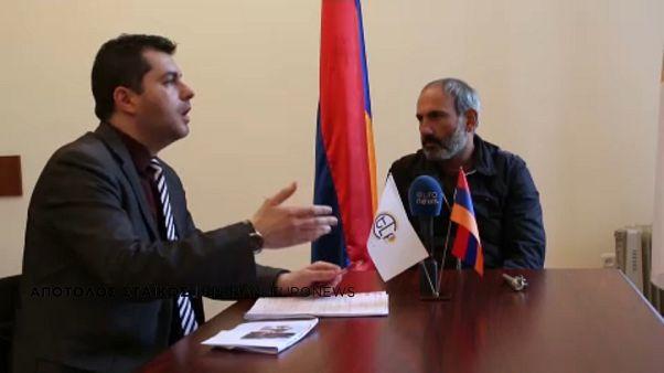 Το ελληνικό Euronews στην Αρμενία