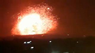 Robbanások Szíriában: 26 halott