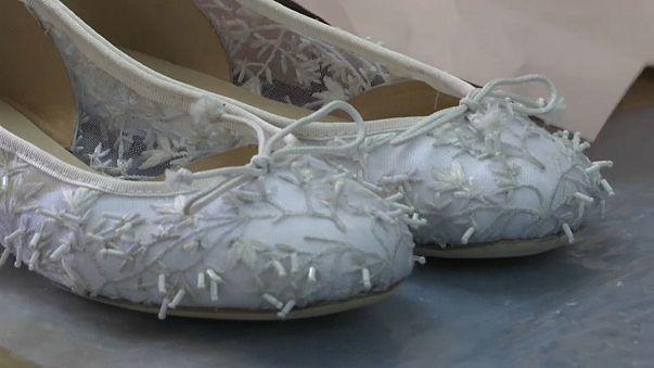 E se Meghan se casar com sapatos portugueses?
