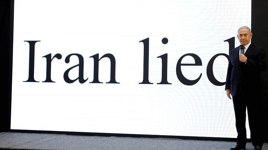 Israel PM Netanyahu: 'Iran lied' after signing the nuclear deal