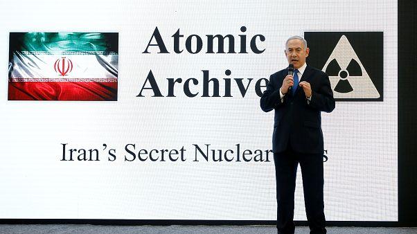 """Pour Netanyahu, l'Iran a """"menti"""" sur son programme nucléaire"""