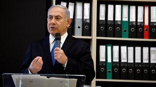 """Netanyahu diz que o Irão mente e tem um """"programa nuclear secreto"""""""