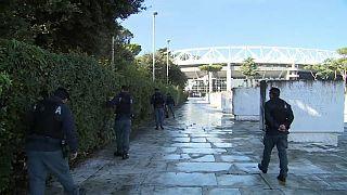 AS Rome - Liverpool : un match sous haute sécurité