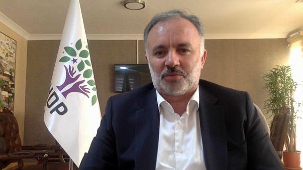 HDP Sözcüsü Ayhan Bilgen: Yedek adayımız yok