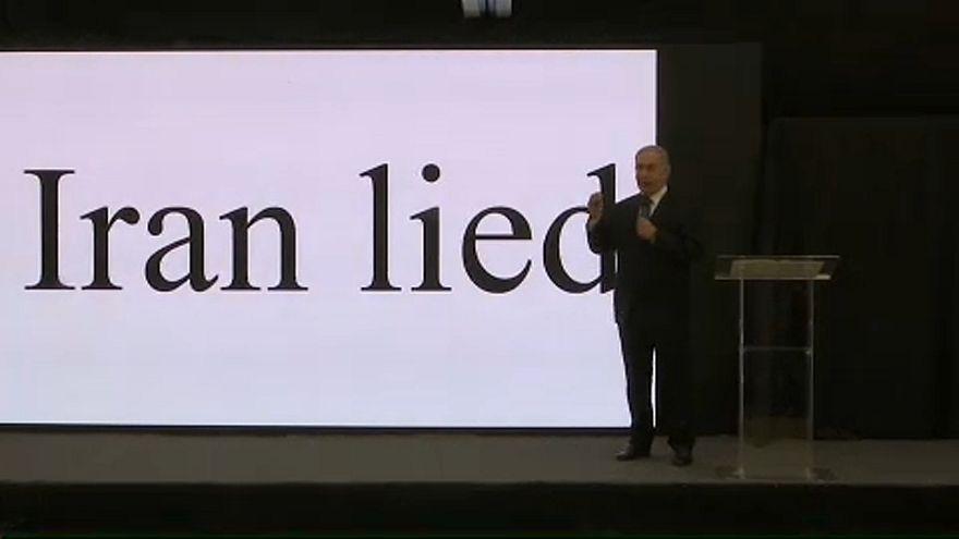 Netanjahu: Irán hazudott