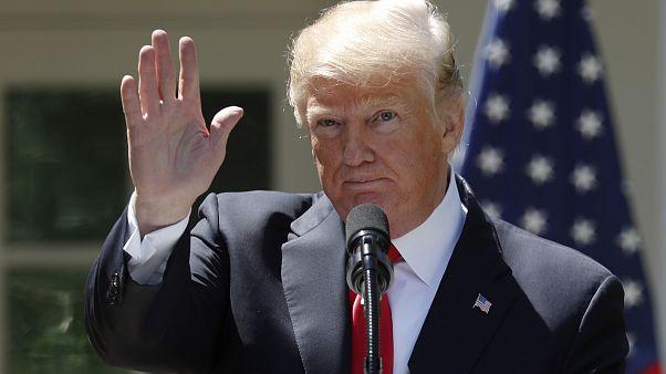 ترامب: الانسحاب من اتفاق إيران النووي سيوجه رسالة قوية لكوريا الشمالية