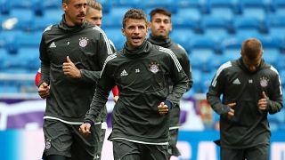 Real Madrid - Bayern München a BL-döntőért