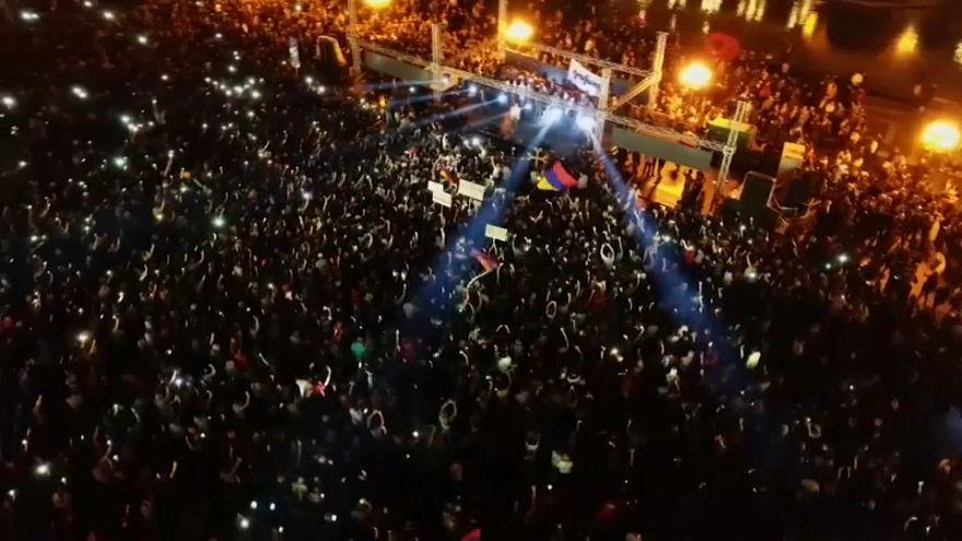 Армения ждет выборов премьера