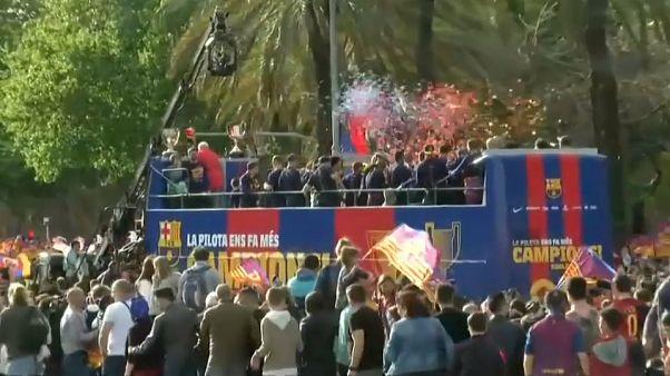 Barça : un titre de Champion d'Espagne pour se consoler de la Ligue des champions