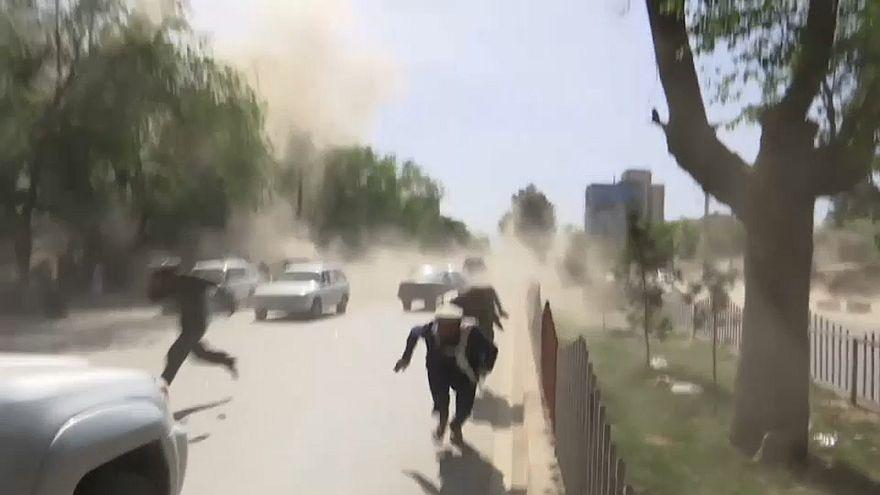 Tag der Gewalt in Afghanistan
