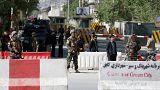 В Афганистане хоронят жертв терактов