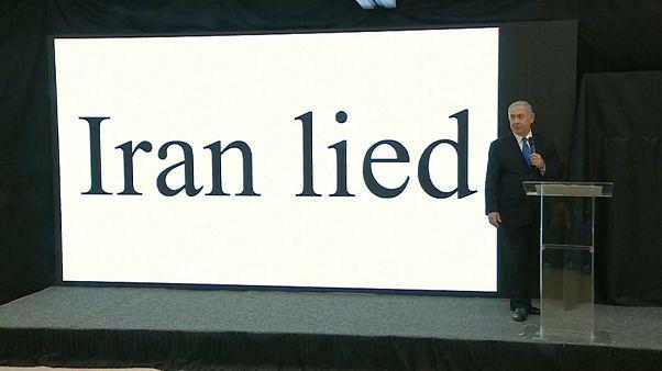 """Netanyahu garante que Irão tem """"programa nuclear secreto"""""""