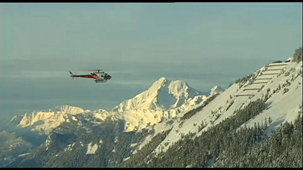 Halálos hóvihar a svájci Alpokban