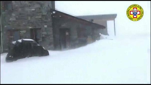 Encore 4 morts dans les Alpes, la saison de ski est très meurtrière