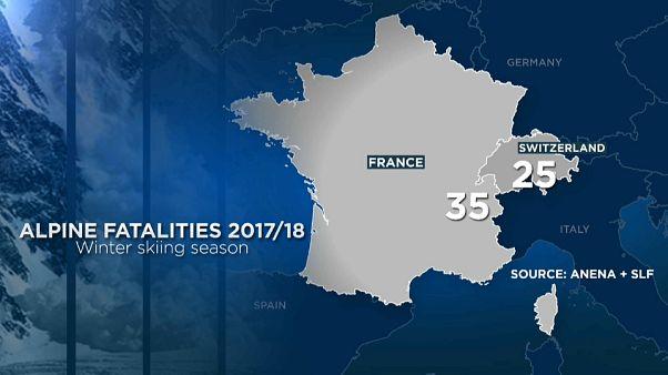 Svizzera, 6 escursionisti morti, 5 Italiani