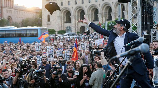 Armenien: Parlament wählt Regierungschef