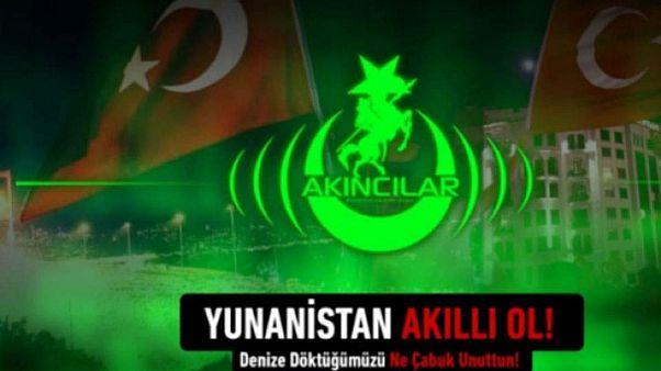 Türk hackerler Yunan haber ajansının internet sitesini ele geçirdi