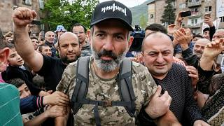 Oposição quer Pashinyan no poder